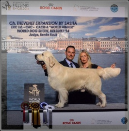 World Dog Show 2014, Helsinki
